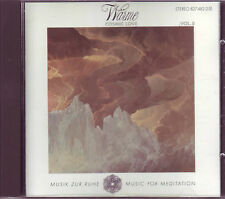 Kitaro Warme Cosmic Love CD Music For Meditation (1983) Made in W Germany