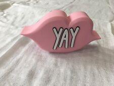 Pink Bluetooth Speaker Lip Shape Super Loud