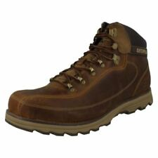 Chaussures marrons CAT pour homme, pointure 45