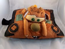 "Cars Tow Mater Pillow Plush 17"" Wide"