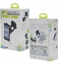 HR iGrip T5-94600 TRAVELER Kit HTC® One mit 4QuickFix System Made in Germany
