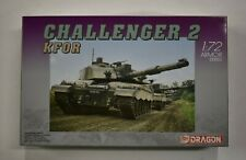 Lot 11-413 * Dragon 1/72 Scale kit 7222, Challenger 2 KFOR