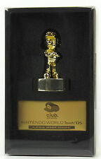 Club Nintendo Super Mario Gold Statue figure