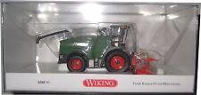 Wiking 038999 Fendt Katana 65 mit Maisvorsatz 1:87 HO