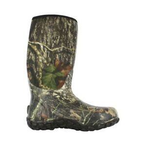 Bogs Classic Mossy Oak Country Camo Hunting Boot - Free Shipping