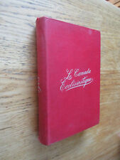 Le Canada ecclésiastique, almanac-annuaire du clergé canadien 1908