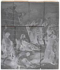 Printing Block: St. Stephen Martyrdom by G. DORE