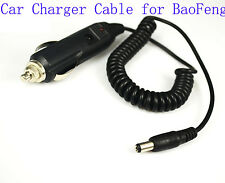 12V DC Travel Car Charger Cable for BaoFeng UV-5R TYT TH-F8 CIGARETTE LIGHTER