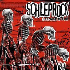 SCHLEPROCK Learning to fall CD (2005 People like you) neu!
