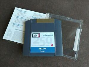 iomega zip 250 Mb (PC)