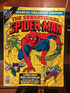 Spider-man, Marvel Treasury Edition