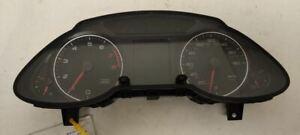 Speedometer Cluster MPH ID 8R0920950X Fits 2009 2010 Audi Q5 8R OEM