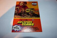 Plasty Airfix Action Stars Katalog Deutsch 24 Seiten