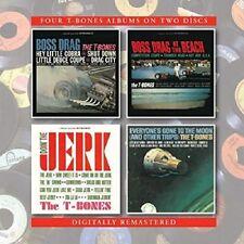 The T-Bones Boss Drag/At The Beach/Doin' The Jerk/Everyone's Gone..Moon 2-CD NEW