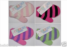 Boys' Striped Baby Gloves & Mittens