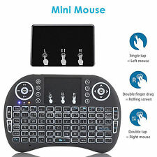 Mini Mouse Wireless Remote Keyboard for Samsung LG Smart TV Android Kodi TV Box