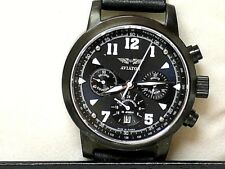 "Mechanical Russian watch - Chronograph ( Buran ) - "" Aviator "" . NEW ."