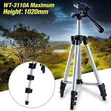 Pro Weifeng WT3110A Pan & Tilt Head Aluminum Tripod For Canon Nikon DSLR Camera