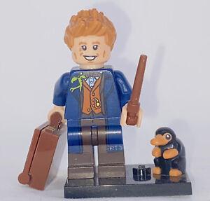 Lego Minifigure Harry Potter - Newt Scamander Fantastic Beasts LEGO