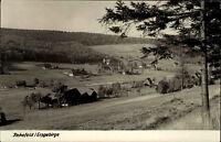 Rehefeld Erzgebirge Sachsen alte DDR s/w AK 1966 gelaufen Gesamtansicht Panorama