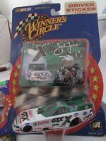 Nascar Winner's Circle John Force Castrol GTX X Drivers Sticker Series