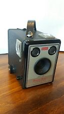 Kodak Brownie Model 1 Camera & Case Made In England with instructions (xv10)
