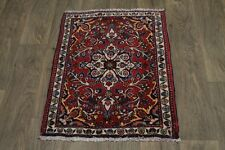Gorgeous Small Tribal Extra KPSI Hamedan Persian Rug Oriental Area Carpet 2X3