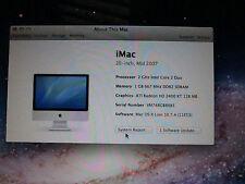Apple iMac A1224 ATI Radeon HD2400 HD 2400 XT 128MB 109-b22531-10 Graphics Card