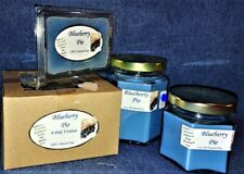 **NEW** Hand Poured Soy Candles, Tarts & 4-Pack Votives - Blueberry Pie Scent