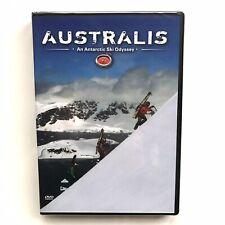 Australis An Antarctic Ski Odyssey DVD - Spyder / Kastle