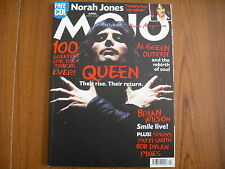 MOJO MAGAZINE - APRIL 2004 - QUEEN, NORAH JONES, SPARKS