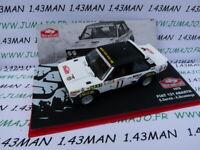 RMC26E 1/43 IXO altaya Rallye Monte Carlo : FIAT 131 Abarth 1978 Servia