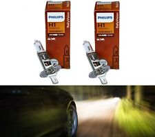 Philips Rally Vision H1 100W Two Bulbs Fog Light Replacement Plug Play High Watt