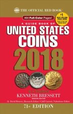 A Guide Book of United States Coins 2018 : The Official Red Book, Hardcover...