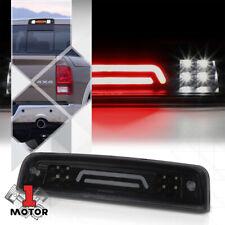 Black Smoke LED Bar Rear Third [3rd] Brake Light Cargo for 09-18 Ram 1500/2500