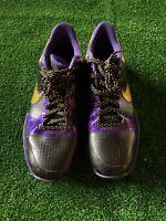 Nike Zoom Kobe Bryant V 5 Lakers Away Basketball  Sz 6.5Y
