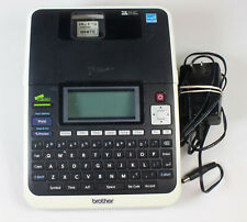 Brother P Touch Pt 2730 Label Thermal Printer With Ac Adapter Tested Working