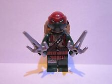 Lego TMNT Super Heroes RAFAEL minifigure lot 79115 100% REAL LEGO BRAND
