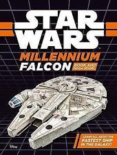 Star Wars Millennium Falcon Book and Mega Model by Lucasfilm Ltd
