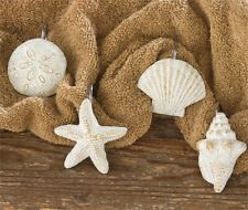 Park Designs Seashells Shower Curtain Hooks ~ Set of 12~ ~Free Shipping~