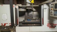 Haas VF-3 CNC Vertical Machining Center, Year 1999