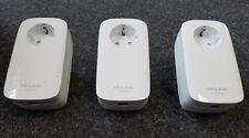 TP-LINK TL-PA8010P KIT AV1200 Gigabit Powerline Adapter Netzwerkadapter 3er Set