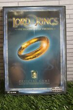 The Lord Of The Rings The Fellowship Of The Ring - Official Game - PC CD-ROM