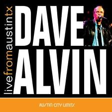 Dave Alvin - Live From Austin Tx (NEW CD)