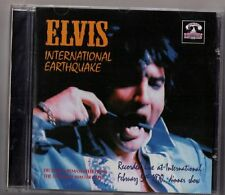 Elvis presley CD international Earthquake-Live à Las vegas 1970
