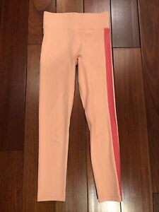 All Access Pink Leggings XS