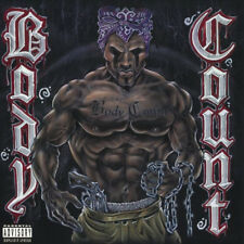 BODY COUNT Self Titled Vinyl LP NEW & SEALED