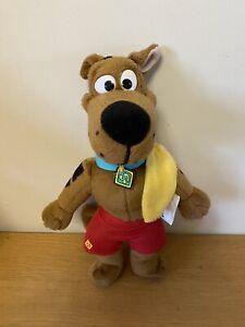 Scooby Doo Red Swim shorts Yellow Towel Beach Surfer Swim Plush Lifeguard