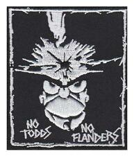NO TODDS NO FLANDERS PATCH THRILLHAUS