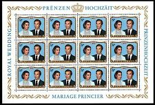 Luxembourg - 1981 Royal wedding - Mi. 1036 KB MNH